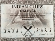 Indian Club szeminárium